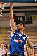 DESCRIZIONE : Porto San Giorgio 3° Torneo Internazionale dell'Adriatico Italia-Croazia<br /> GIOCATORE : Valerio Amoroso<br /> SQUADRA : Nazionale Italiana Uomini Italia<br /> EVENTO : Porto San Giorgio 3° Torneo Internazionale dell'Adriatico<br /> GARA : Italia Croazia<br /> DATA : 06/06/2007 <br /> CATEGORIA : Tiro<br /> SPORT : Pallacanestro <br /> AUTORE : Agenzia Ciamillo-Castoria/E.Castoria<br /> Galleria : Fip Nazionali 2007 <br /> Fotonotizia : Porto San Giorgio 3° Torneo Internazionale dell'Adriatico Italia-Croazia<br /> Predefinita :
