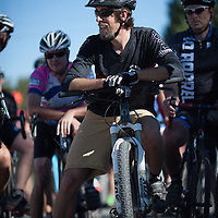 Ken forgot his CX Bike.  © Brian Nelson
