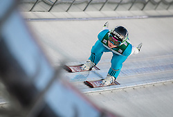 29.12.2015, Schattenbergschanze, Oberstdorf, GER, FIS Weltcup Ski Sprung, Vierschanzentournee, Probedurchgang, im Bild Tilen Bartol (SLO) // Tilen Bartol of Slovenia during his Trial Jump for the Four Hills Tournament of FIS Ski Jumping World Cup at the Schattenbergschanze, Oberstdorf, Germany on 2015/12/29. EXPA Pictures © 2015, PhotoCredit: EXPA/ JFK