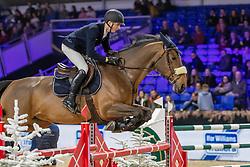 Cannaert Loic, BEL, Donna Doria Z<br /> Jumping Mechelen 2019<br /> © FEI/Dirk Caremans<br />  30/12/2019