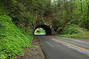 Laurel Creek Road Tunnel<br /> -Great Smokey Mountains, TN