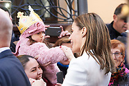 020718 Queen Letizia attends the proclamation of the winner of '2018 Princess of Girona Foundation