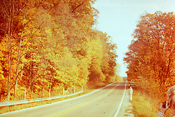 1976 Parke County Indiana<br />  Photos taken by George Look.  Image started as a color slide.