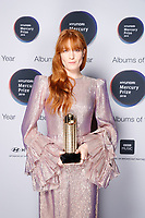 Florence + The Machine arrival board with shortlist award