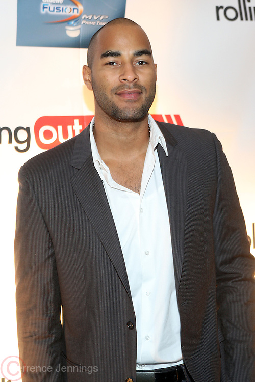 Miguel Perdomo at The Men of Style Awards presented by Gillette Fusion and Rolling Out Urbanstyle Weekly held at the 40/40 Club on Novemeber 2, 2009 in New York City