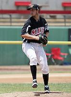 Baseball California League June 2 2014 PIKE, Tyler High Desert Mavericks, Seattle Mariners,