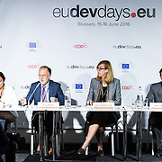 20160615 - Brussels , Belgium - 2016 June 15th - European Development Days - A strategy for culture in EU external relations and development policies © European Union