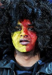 21.06.2010, Ellis Park Stadium, Johannesburg, RSA, FIFA WM 2010, Spain (ESP) vs Honduras (HND), im Bild Tifosi della Spagna, spanische Fans, Spain Supporters, Features. EXPA Pictures © 2010, PhotoCredit: EXPA/ InsideFoto/ Giorgio Perottino +++ for AUT and SLO only +++.. / SPORTIDA PHOTO AGENCY