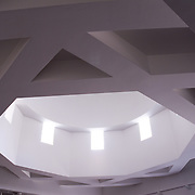 Interior of the library roof<br />