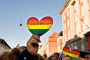 10,000 demonstrate against Russian anti-gay laws in Copenhagen