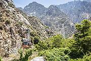 Palm Springs Aerial Tramway at Valley Station