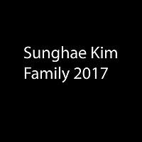 Sunghae Kim Family