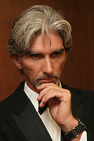 Damon Hill. F1 racing driver.
