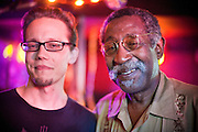 The last night of the Little Elmore Reed Blues Band at T.C.'s Lounge, Austin, Texas, July 4, 2011.