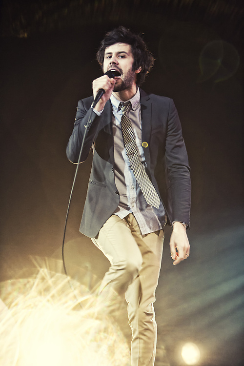 Passion Pit performs at The Bill Graham Civic Auditorium - San Francisco, CA - 3/7/13