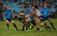 PRETORIA, SOUTH ARICA - MARCH 17: Adriaan Strauss of the Vodacom Bulls in action during the Super Rugby match between Vodacom Bulls and Sunwolves at Loftus Versfeld on March 17, 2017 in Pretoria, South Africa. (Photo by Anton Geyser/Gallo Images)