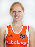 AMSTELVEEN - Margot van Geffen , speler Oranje dames hockeyteam. KNHB COPYRIGHT KOEN SUYK