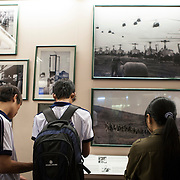 The War Remnants Museum, Bảo tàng chứng tích chiến tranh, is a war museum in Ho Chi Minh City  with exhibits relating to the United State's involvement in the Vietnam War. The museum is currently one of the most popular venues in Vietnam, attracting approximately half a million visitors every year.<br /> Photography by Jose More