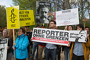 #FreeDeniz rally, Berlin 10.04.17