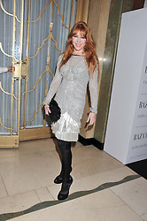 CHARLOTTE TILBURY at the Harper's Bazaar Women of the Year Awards 2011 held at Claridge's, Brook Street, London on 7th November 2011.