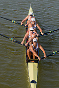 Plovdiv BULGARIA. 2017 FISA. Rowing World U23 Championships. <br /> USA BM4-. Bow. TOCH, Leo, LETORNEY, Austin, SCHMIDT, George and GRIFFIN, Andrew.<br /> Friday Semi Finals C/D and A/B<br /> <br /> 18:10:01  Friday  21.07.17   <br /> <br /> [Mandatory Credit. Peter SPURRIER/Intersport Images].