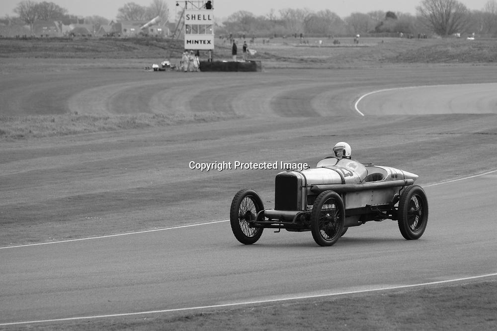 Classic Racing Car at Goodwood