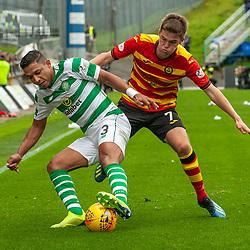 Partick Thistle v Celtic, Scottish Premiership, 18 August 2018