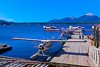 Floatplane base, Ketchikan, Southeast Alaska USA