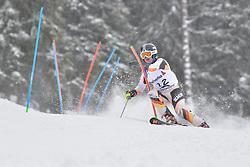 ROTHFUSS Andrea LW6/8-2 GER at 2018 World Para Alpine Skiing World Cup slalom, Veysonnaz, Switzerland