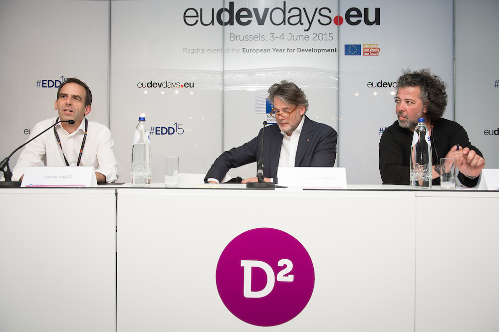 04 June 2015 - Belgium - Brussels - European Development Days - EDD - Urban - The Human Scale - For people-centered sustainable cities © European Union