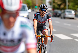 25.04.2018, Innsbruck, AUT, ÖRV Trainingslager, UCI Straßenrad WM 2018, im Bild Mario Gamper (AUT) // during a Testdrive for the UCI Road World Championships in INNSBRUCK, Austria on 2018/04/25. EXPA Pictures © 2018, PhotoCredit: EXPA/ JFK