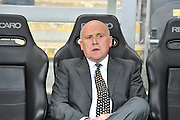 Hull City Caretaker manager Mike Phelan  during the Premier League match between Hull City and Chelsea at the KCOM Stadium, Kingston upon Hull, England on 1 October 2016. Photo by Ian Lyall.