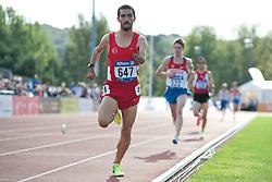 ONER Mehmet Nesim, AKHTYAMOV Alexey, 2014 IPC European Athletics Championships, Swansea, Wales, United Kingdom