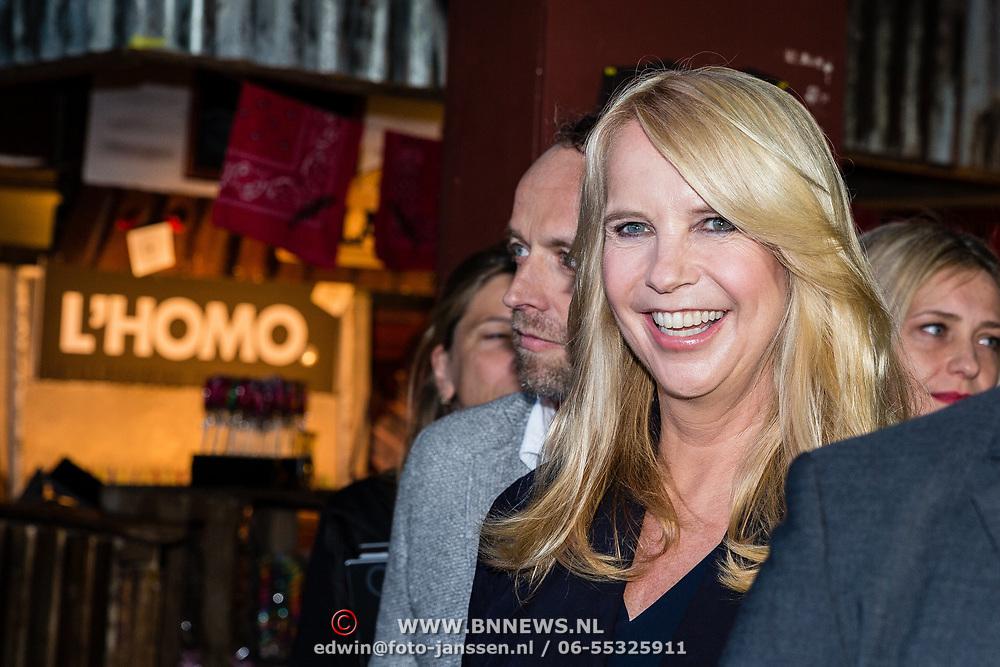 NLD/Amsterdam/20170508 - Lancering L'HOMO, Linda de Mol
