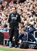 Photo: Mark Stephenson.<br /> Aston Villa v Everton. The FA Barclays Premiership. 23/09/2007.Villa manger Martin O'Neil