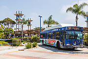 North County Transit District Oceanside California