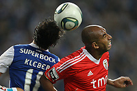 20110923: PORTO, PORTUGAL – FC Porto vs SL Benfica: Portuguese League 2011/2012. In photo: Kleber and Luisao . PHOTO: Ricardo Estudante/CITYFILES