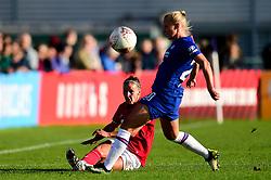 Loren Dykes of Bristol City - Mandatory by-line: Ryan Hiscott/JMP - 29/09/2019 - FOOTBALL - SGS College Stoke Gifford Stadium - Bristol, England - Bristol City Women v Chelsea Women - FA Women's Super League