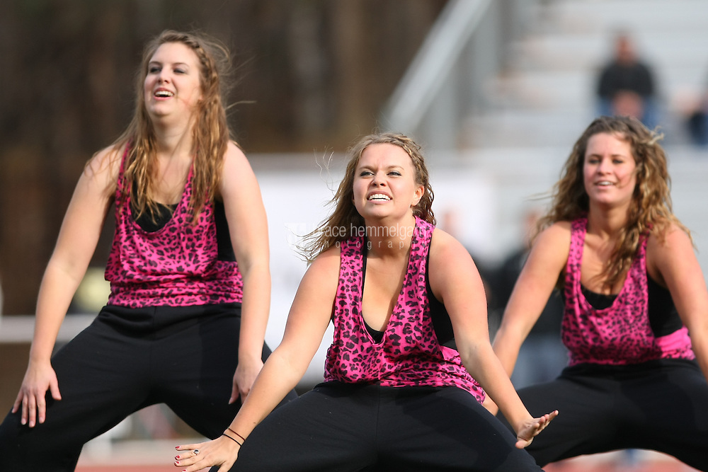 CSB Dance Team. Credit: Brace Hemmelgarn-Saint John's University