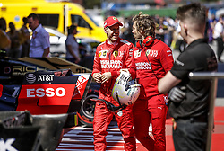 May 11, 2019 - Barcelona, Spain - Motorsports: FIA Formula One World Championship 2019, Grand Prix of Spain, ..#5 Sebastian Vettel (GER, Scuderia Ferrari Mission Winnow) (Credit Image: © Hoch Zwei via ZUMA Wire)