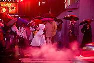 New York - Times square area under the rain  New york - United states  Manhattan / Times square  sous la pluie, New york - Etats unis