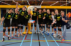 12-03-2016 NED: Finale NOJK B Teams, Nijmegen<br /> In de Jan Massinkhal te Nijmegen streden de jongens en meisjes B