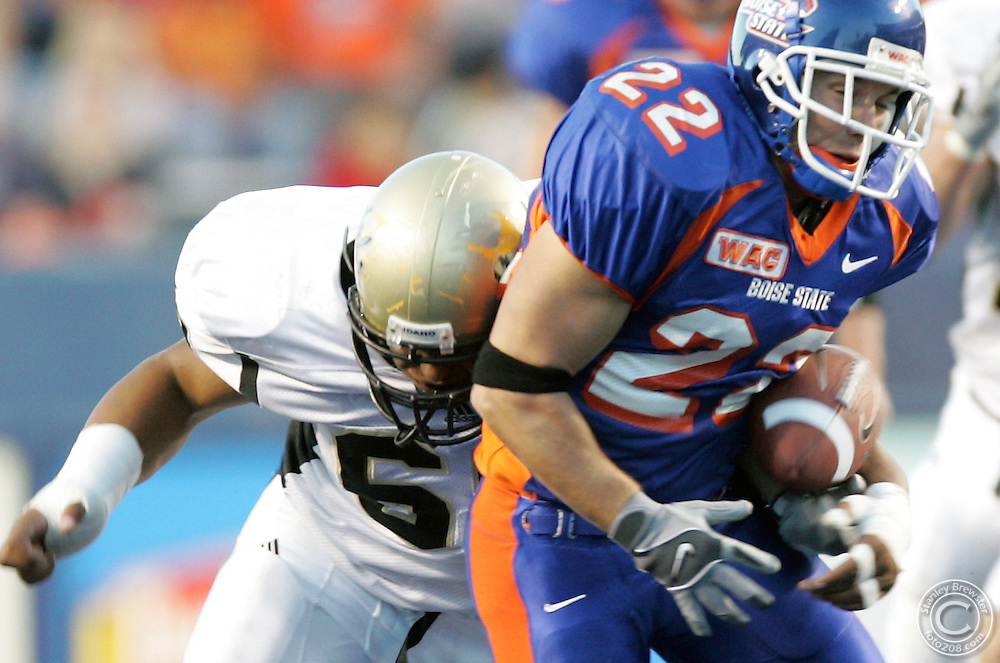 Highlights of the 2004 Boise State football season.