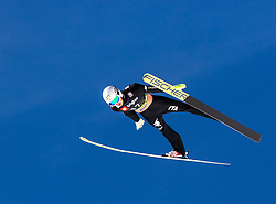 Alex Insam (ITA) during the Qualification round of the Ski Flying Hill Individual Competition at Day 1 of FIS Ski Jumping World Cup Final 2019, on March 21, 2019 in Planica, Slovenia. Photo by Matic Ritonja / Sportida