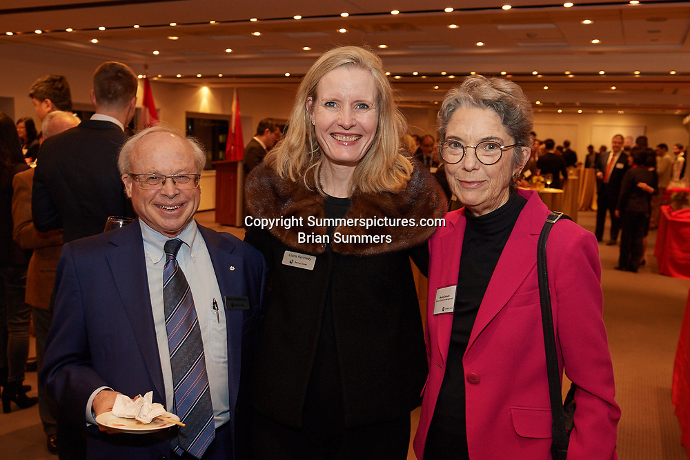 Bennett Jones Nov 28, 2017 Canada China reception