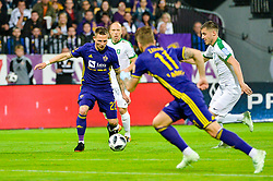 Martin Milec of Maribor during football match between NK Maribor and NK Olimpija Ljubljana in 34th Round of Prva liga Telekom Slovenije 2017/18, on May 19, 2018 in Ljudski vrt, Maribor, Slovenia. Photo by Mario Horvat / Sportida