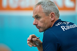 09-06-2019 NED: Golden League Netherlands - Spain, Koog aan de Zaan<br /> Fourth match poule B - The Dutch beat Spain again in five sets in the European Golden League / Ass. coach Henk-Jan Held of Netherlands