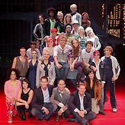 NLD/Hilversum/20080822 - Kim Lian van der Meij terug in de musical Fame,