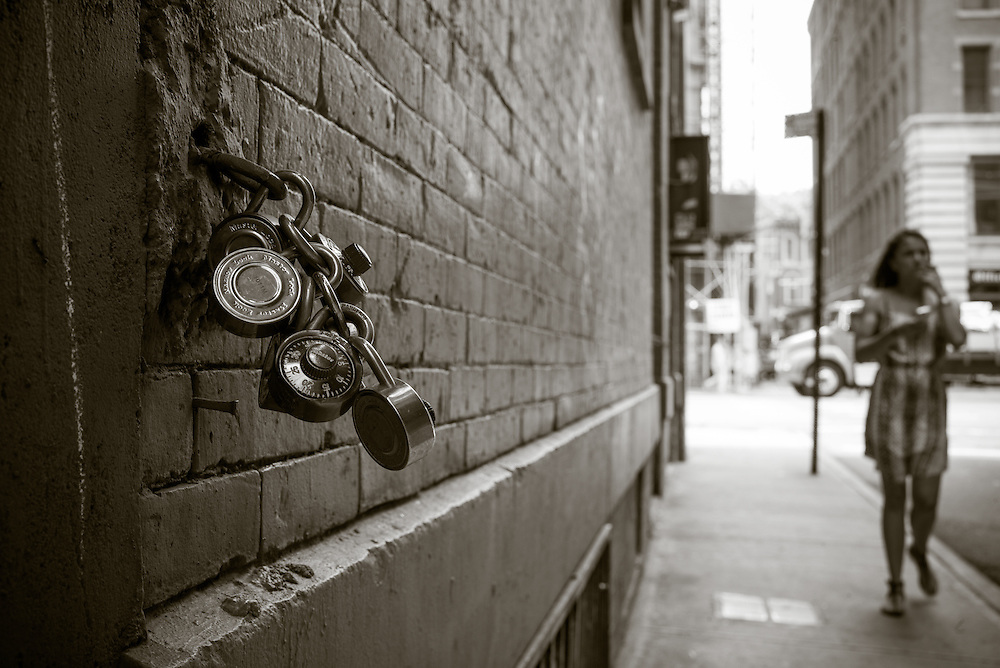 Jersey Street, New York City.