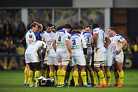 EQUIPE DE CLERMONT - 14.12.2014 - Clermont / Munster - European Champions Cup <br /> Photo : Jean Paul Thomas / Icon Sport